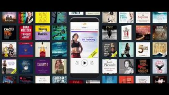 Audible Inc. TV Spot, 'Listen for a Change: Runner' - Thumbnail 10