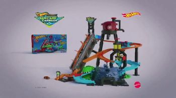 Hot Wheels Ultimate Gator Carwash TV Spot, 'Challenge Accepted' - Thumbnail 10