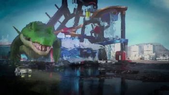 Hot Wheels Ultimate Gator Carwash TV Spot, 'Challenge Accepted' - Thumbnail 2