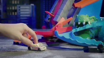 Hot Wheels Ultimate Gator Carwash TV Spot, 'Challenge Accepted' - Thumbnail 3