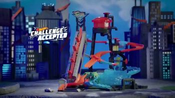 Hot Wheels Ultimate Gator Carwash TV Spot, 'Challenge Accepted'