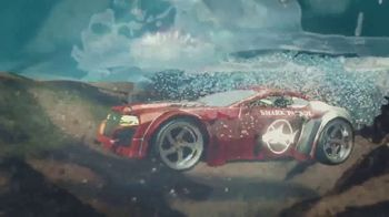 Hot Wheels Ultimate Gator Carwash TV Spot, 'Challenge Accepted' - Thumbnail 6