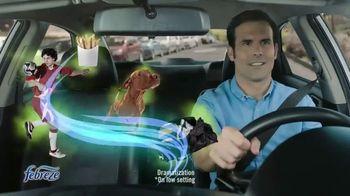 Febreze Car Vent Clips TV Spot, 'Lingering' - 8354 commercial airings