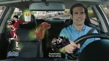 Febreze Car Vent Clips TV Spot, 'Lingering' - Thumbnail 7