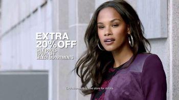 Macy's Columbus Day Sale TV Spot, 'Shoes and Diamonds' - Thumbnail 4