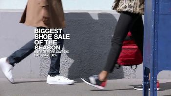 Macy's Columbus Day Sale TV Spot, 'Shoes and Diamonds' - Thumbnail 7
