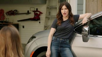 Chrysler Pacifica Hybrid TV Spot, 'All Day' Featuring Kathryn Hahn [T1] - 806 commercial airings