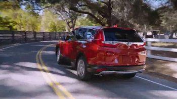 Honda CR-V TV Spot, 'Holy Molten Lava Pearl' [T2] - Thumbnail 5