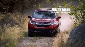 Honda CR-V TV Spot, 'Holy Molten Lava Pearl' [T2] - Thumbnail 7