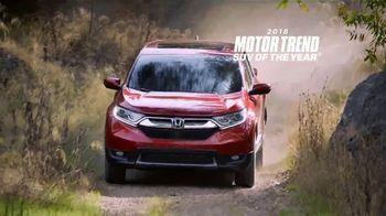Honda CR-V TV Spot, 'Holy Molten Lava Pearl' [T2] - Thumbnail 8