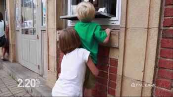 PNC Bank High Yield Savings Account TV Spot, 'Extra Days' - Thumbnail 7