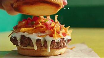 Chili's 3 for $10 TV Spot, 'Queso Burgers'