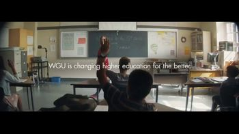 Western Governors University TV Spot, 'The Times They Are a Changing' - Thumbnail 9