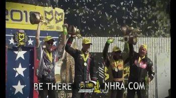 NHRA Mellow Yellow Drag Racing Series TV Spot, 'Postseason' - Thumbnail 5