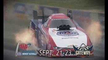 NHRA Mellow Yellow Drag Racing Series TV Spot, 'Postseason'
