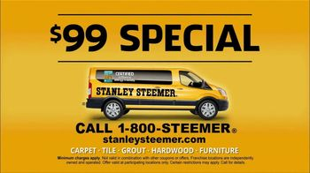 Stanley Steemer $99 Special TV Spot, 'Get Back to Clean' - Thumbnail 6
