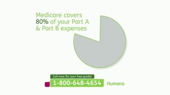 Humana Medicare Supplement Insurance TV Spot, 'Looking for Answers' - Thumbnail 4