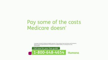 Humana Medicare Supplement Insurance TV Spot, 'Looking for Answers' - Thumbnail 5