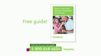 Humana Medicare Supplement Insurance TV Spot, 'Looking for Answers' - Thumbnail 8