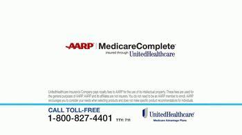 UnitedHealthcare TV Spot, 'AARP Medicare Complete Plan: Annual Enrollment'