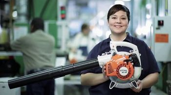 STIHL Chainsaws TV Spot, 'Built in America' - Thumbnail 3