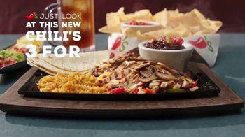 Chili's Mushroom Jack Chicken Fajitas TV Spot, 'Good Guesser' - Thumbnail 1