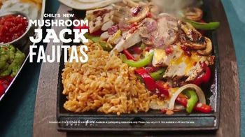 Chili's Mushroom Jack Chicken Fajitas TV Spot, 'Good Guesser' - Thumbnail 4