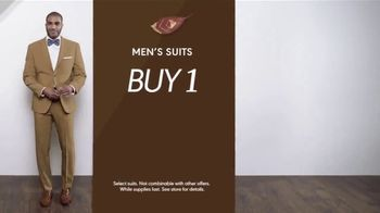 K&G Fall Fashion Event TV Spot, 'Men's Suits, Shirts and Shoes'