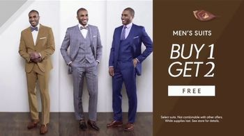 K&G Fall Fashion Event TV Spot, 'Men's Suits, Shirts and Shoes' - Thumbnail 2