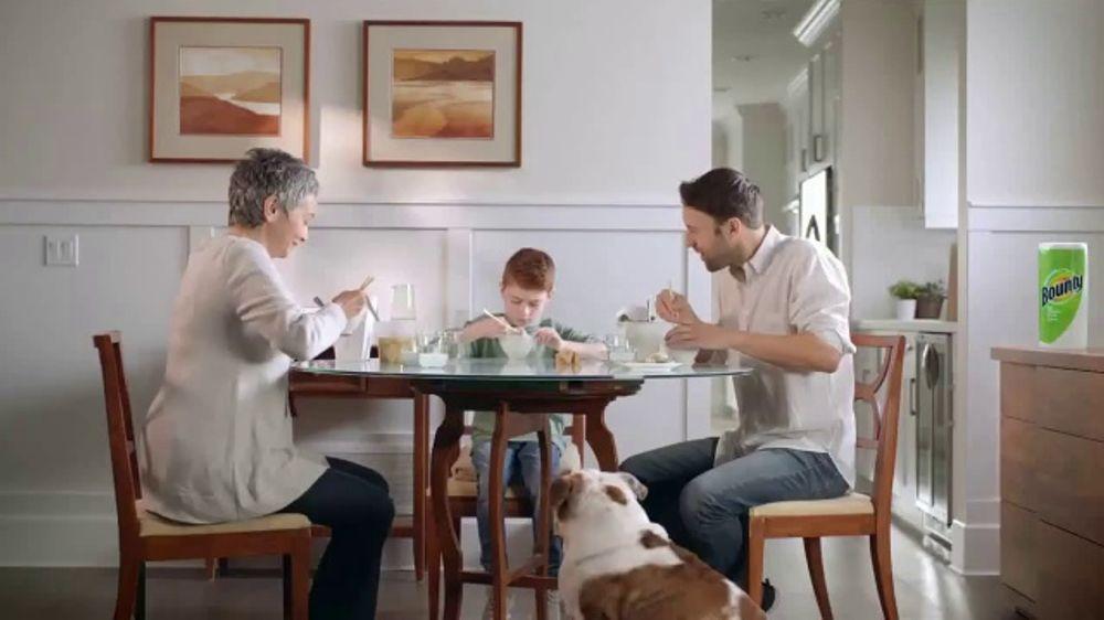 Bounty TV Commercial, 'Chopsticks' - iSpot.tv