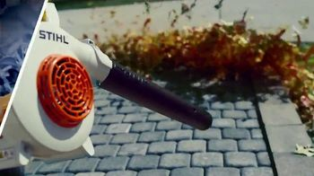 STIHL BG 50 Blower and MS 170 Chain Saw TV Spot, 'Real Solution' - Thumbnail 4
