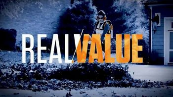 STIHL BG 50 Blower and MS 170 Chain Saw TV Spot, 'Real Solution' - Thumbnail 6