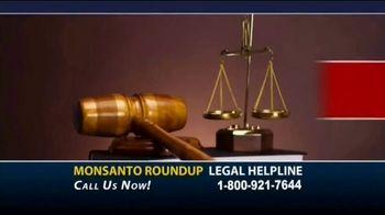 Brett H. Oppenheimer, PLLC TV Spot, 'Monsanto Roundup Legal Helpline' - Thumbnail 1