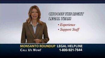 Brett H. Oppenheimer, PLLC TV Spot, 'Monsanto Roundup Legal Helpline' - Thumbnail 9