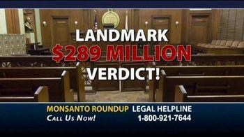 Brett H. Oppenheimer, PLLC TV Spot, 'Monsanto Roundup Legal Helpline' - Thumbnail 4