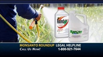Monsanto Roundup Legal Helpline thumbnail