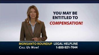 Brett H. Oppenheimer, PLLC TV Spot, 'Monsanto Roundup Legal Helpline' - Thumbnail 8