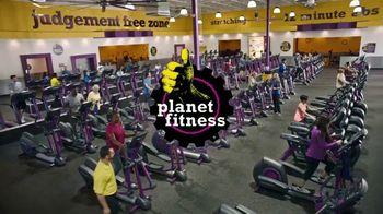 Planet Fitness TV Spot, 'Speed Bag' - Thumbnail 9
