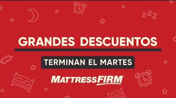 Mattress Firm TV Spot, 'Grandes descuentos: colchón de Serta' [Spanish] - Thumbnail 1
