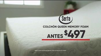 Mattress Firm TV Spot, 'Grandes descuentos: colchón de Serta' [Spanish] - Thumbnail 4