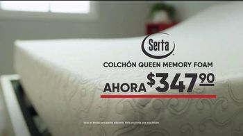 Mattress Firm TV Spot, 'Grandes descuentos: colchón de Serta' [Spanish] - Thumbnail 5