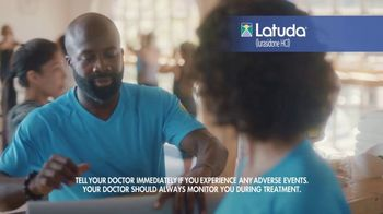 Latuda TV Spot, 'Lauren's Story' - 14879 commercial airings