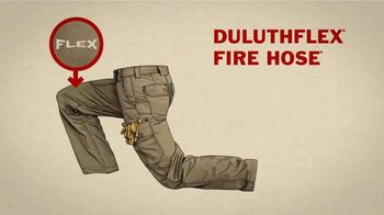 Duluthflex Fire Hose Work Pants TV Spot, 'Stick It to Stiff' - Thumbnail 9