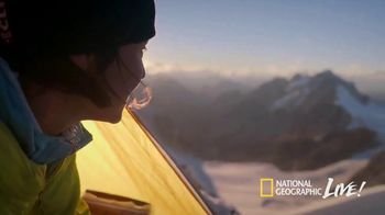 National Geographic Live! TV Spot, 'The Unknown Edges of the World' - Thumbnail 3