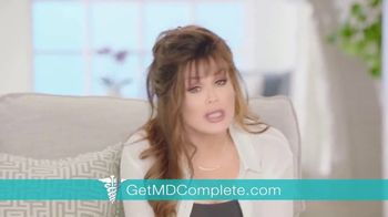 MD Complete Skincare TV Spot, 'Seeing Improvements' Featuring Marie Osmond - Thumbnail 2