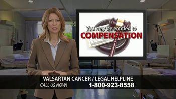 Valsartan Cancer Legal Helpline TV Spot, 'Liver Damage'