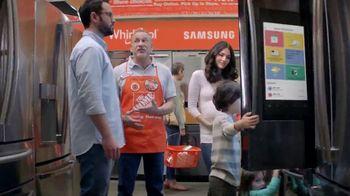 The Home Depot TV Spot, 'More: Samsung Laundry Pair' - Thumbnail 4