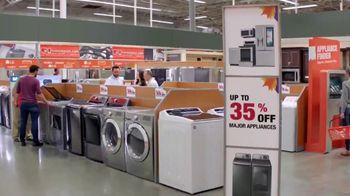 The Home Depot TV Spot, 'More: Samsung Laundry Pair' - Thumbnail 5