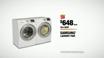 The Home Depot TV Spot, 'More: Samsung Laundry Pair' - Thumbnail 8