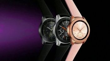 Samsung Galaxy Watch TV Spot, 'Stay Connected: Buy One, Get One' Song by Rita Ora - Thumbnail 7